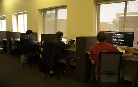 Student-run software company provides high-impact experience for students