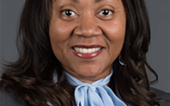 Vice Chancellor Johnson steps down