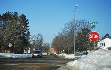 Student Senate and the Eau Claire City Council agree on and approve multiple roundabouts