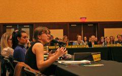 Student Senate passes bill to fund campus arboretum