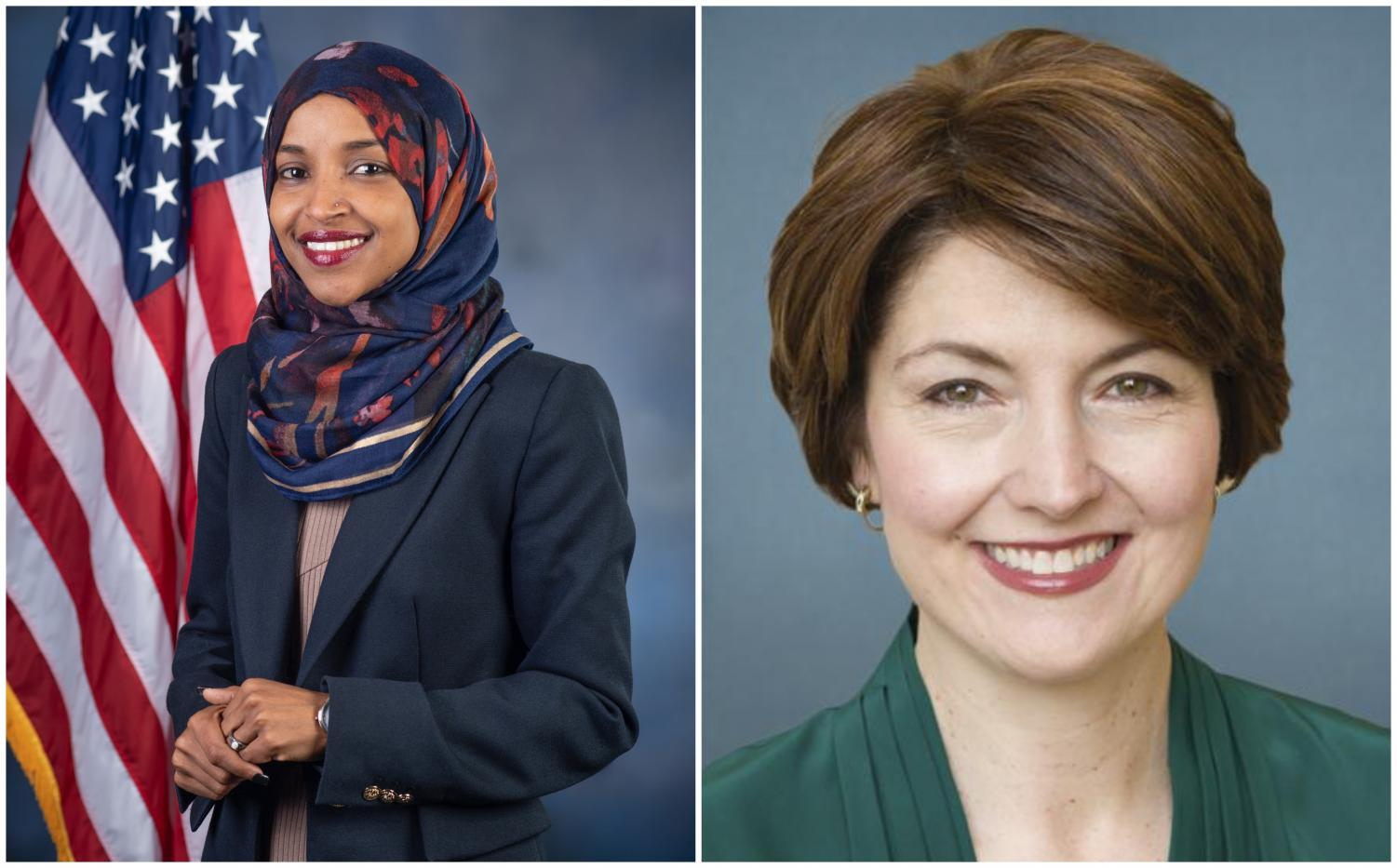 Immigration, the Muslim ban, overpriced prescription drugs and clean energy — Ilhan Omar and Cathy McMorris Rodgers are taking these challenges head-on every day.