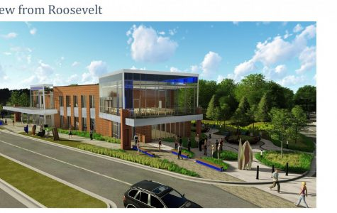 UW-Eau Claire announces a new Welcome Center