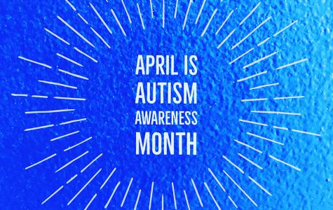 April is Autism Awareness Month …