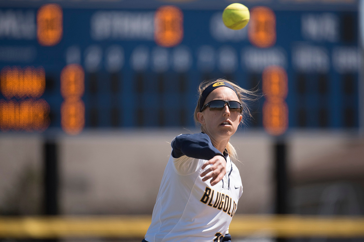 SUBMITTED The UW-Eau Claire softball team spent spring break in Florida, where they played 10 teams and brought back seven wins, putting the team's record at 11-3.