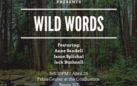 Pablo Center to host 'Wild Words'