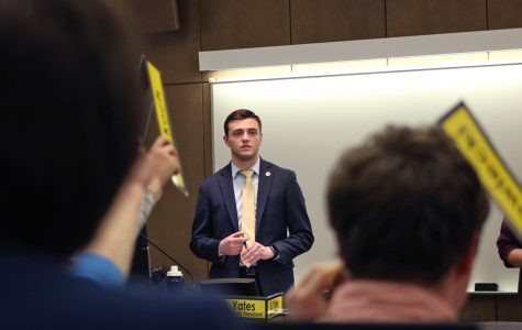 Student Senate passes resolution in support of free gym memberships for student athletes