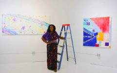 Minneapolis-based abstract artist coming to campus