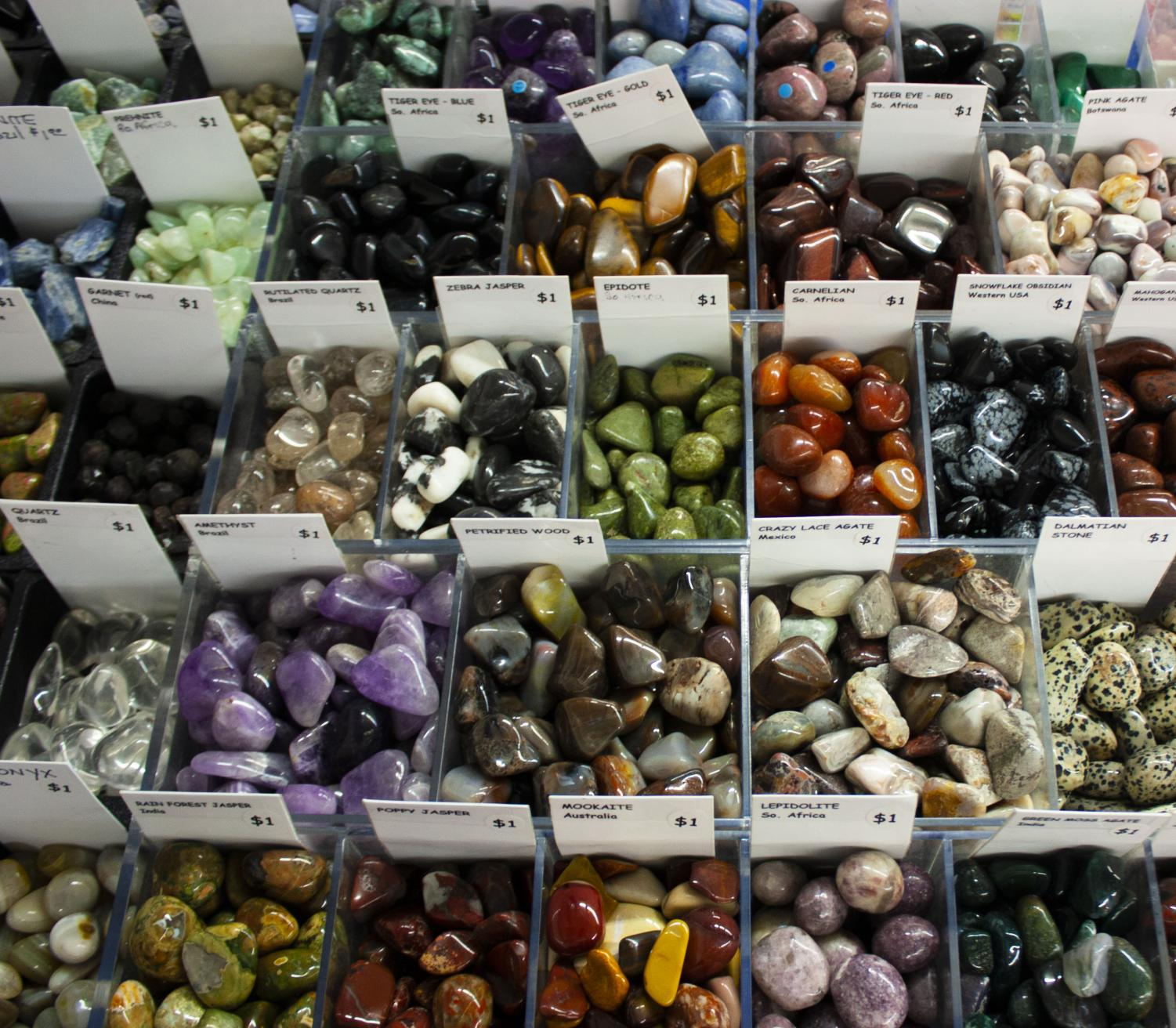 Individual+stones+were+being+sold++at+the+56th+Annual+Chippewa+Valley+Gem+and+Mineral+Society+show+and+sale.+