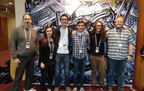 UW-Eau Claire's computer science team placed third in the annual CypherCon conference, a national cybersecurity competition held in Milwaukee.