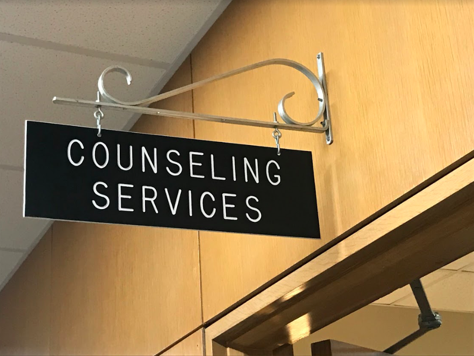 At the University of Wisconsin-Eau Claire, Riley McGrath, the Director of Counseling Services, said that this year the campus center has seen more students than 2018 saw all together.