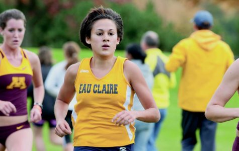 Margaret Ho earned two All-Americans during her time as a runner at UW-Eau Claire.