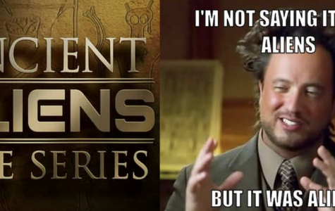 'Ancient Aliens' controversy