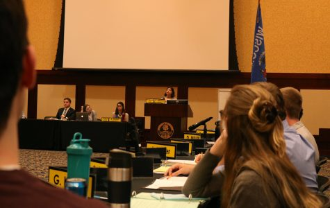 Student Senate appoints directors for 63rd Session