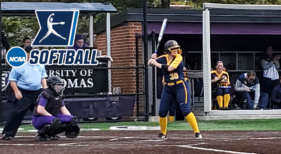 After making it to the NCAA finals game, UW-Eau Claire softball team ended the season with a loss to University of St. Thomas.