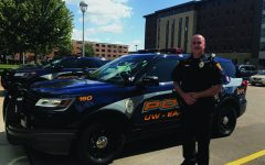 There's a new university police chief on campus