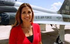 The Forum takes flight with first Latina pilot, Olga Custodio