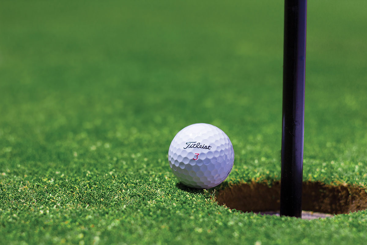 The Blugolds will play next weekend at the Saint John's Fall Invite at Greystone Golf Club.