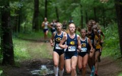 Cross country season in full stride