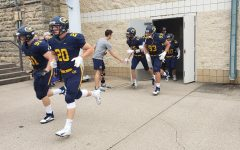 Blugold football opens season with a victory