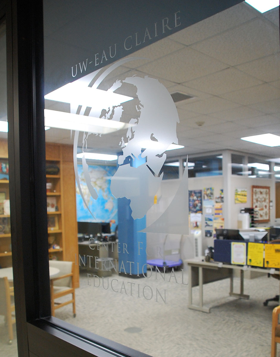 The Center for International Education in Schofield Hall is the hub of all International activities at UW-Eau Claire.