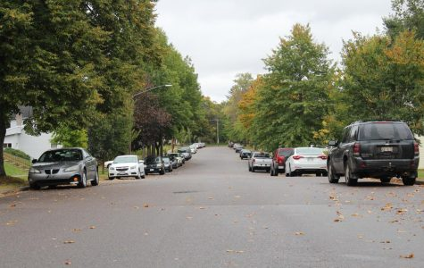 Winter street parking law to change in November
