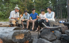 Microplastics in the Boundary Waters