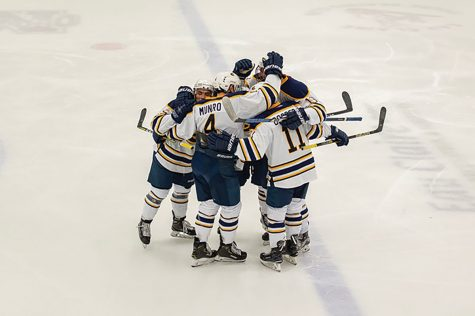 Blugold hockey begins a new season