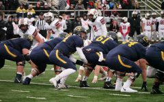 Blugolds win at home against River Falls Falcons
