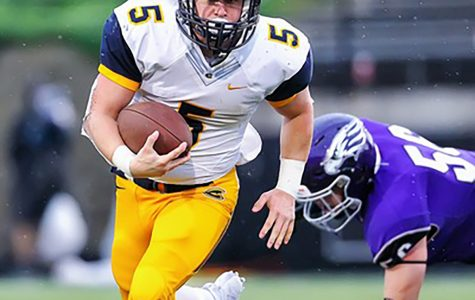 Blugolds fall to nationally ranked third-overall UW-Whitewater Warhawks