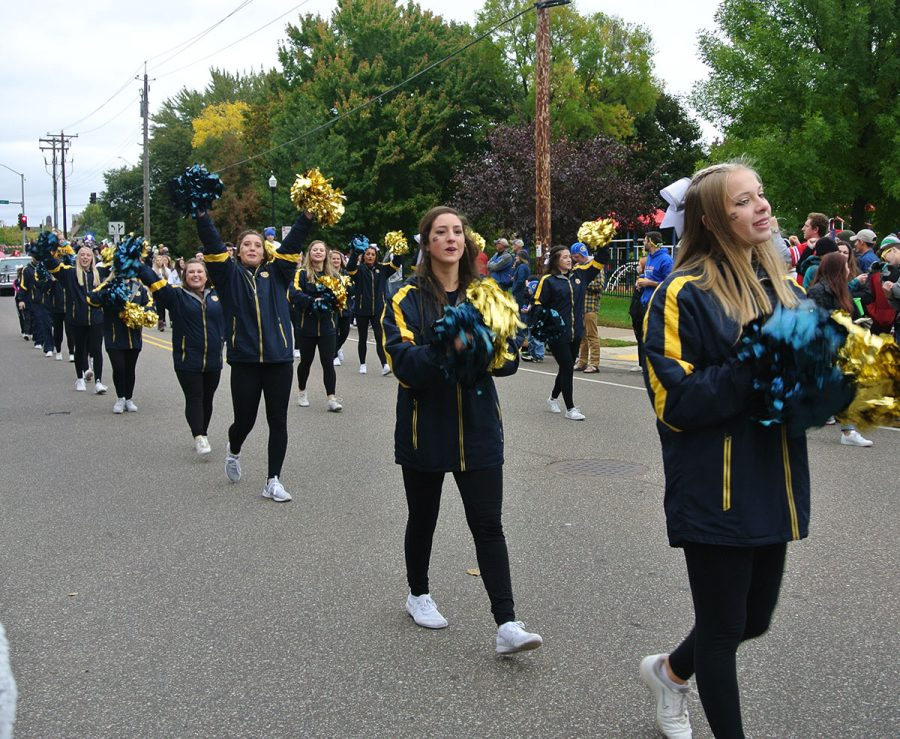 This year's Homecoming week will still feature traditions like the Homecoming parade, but also games like laser tag and water balloon toss, among other activities.
