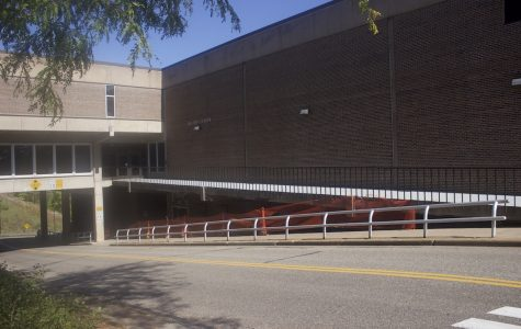 Construction on the south entrance of Hilltop is set to start on Oct. 7, and is expected to take 2-3 weeks,