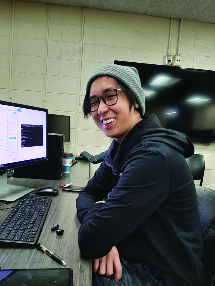 Patrick Yoong moved to the United States from Puchong, Malaysia to pursue a degree in computer science.