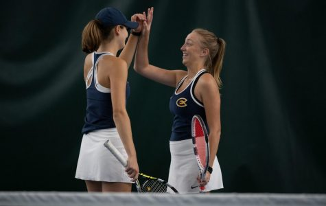 UW-Eau Claire tennis team serves up competition
