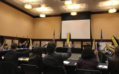 Student Senate unanimously passes two bills and two resolutions