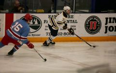 Men's hockey opens season with a tie