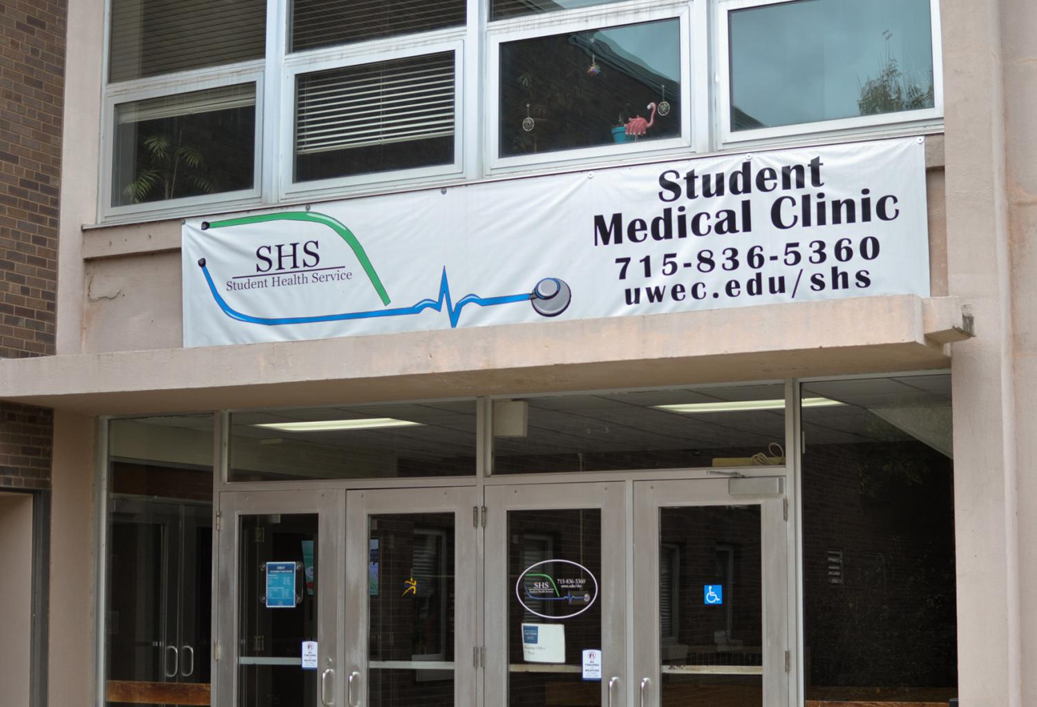 ALEE ERICKSON / The Spectator Student Health Service, located in Crest Wellness Center, provides hormone replacement therapy for students.