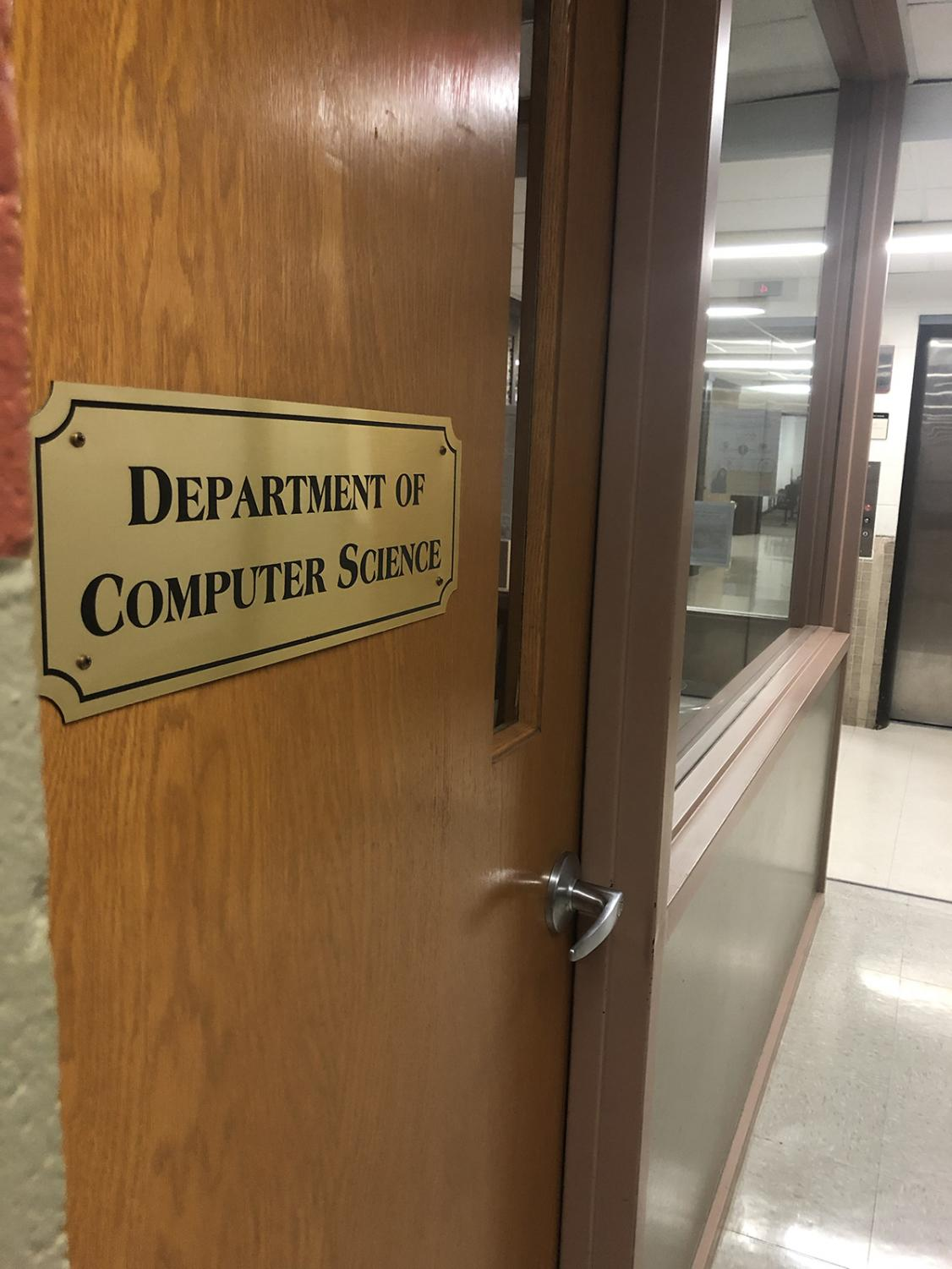 The computer science department at UW-Eau Claire is facing difficulties with its students and faculty.