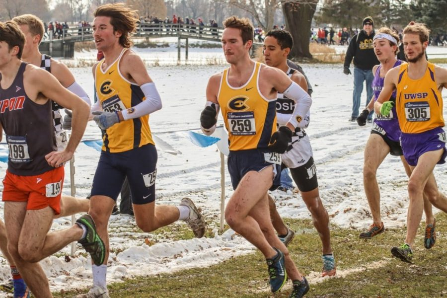 Both+Blugold+cross-country+teams+toed+the+line+for+the+NCAA+Division+III+Midwest+Regional+meet+this+past+weekend+on+Saturday%2C+Nov.+16.