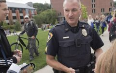 UW-Eau Claire Police discuss campus safety