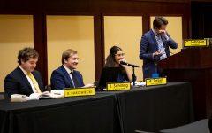 Student Senate passes resolution, appoints new commission directors