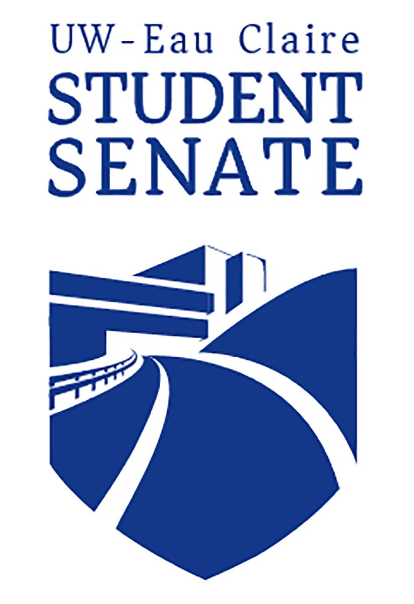 Student Senate voted this design to be the new Student Senate logo beginning next semester.