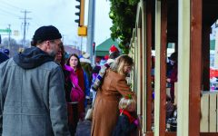 Christmas market comes to Eau Claire's Lazy Monk Brewery