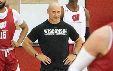 Erik Helland, University of Wisconsin men's basketball staff member and UW-Eau Claire alumnus resigned after using a racial slur while telling a story.