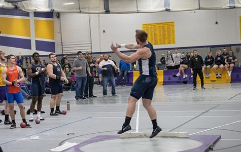 Men's track and field place in top three for eight events