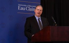Chancellor James Schmidt praises departing administrator