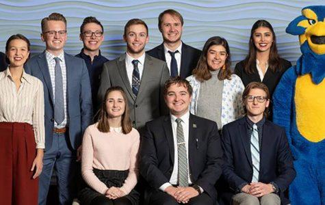 Student senate covers EDI Task Force and more