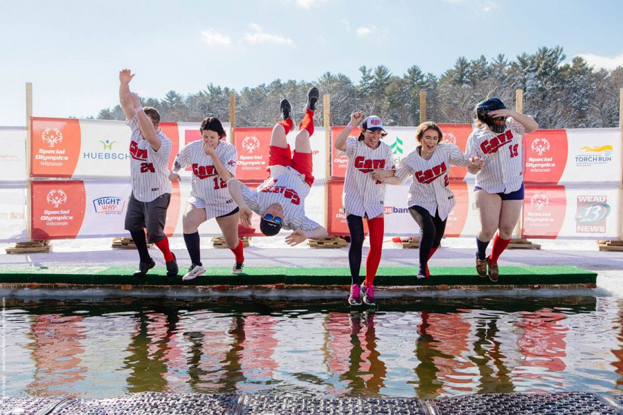 The+Polar+Plunge+raises+money+for+Wisconsin+Special+Olympics+athletes.+People+will+brave+the+cold+water+on+Sunday.++