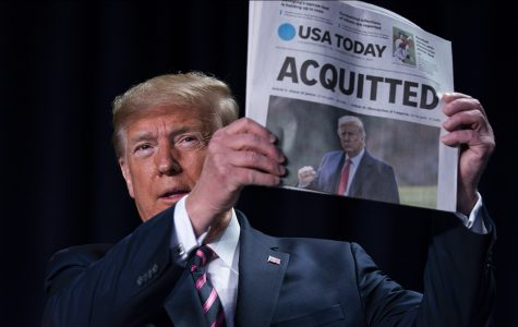 Acquitted on two charges: Trump evades evidence against him