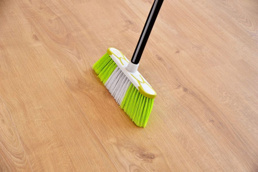The #BroomstickChallenge was first seen on Monday, Feb. 10. Through a viral tweet. The trend arose from NASA claims of it being the only day out of the year for a broom to stand completely upright.