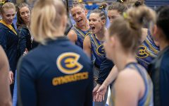 Blugolds fall to the  Titans on Senior Night